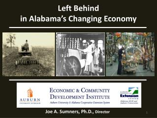 Left Behind  in Alabama's Changing Economy