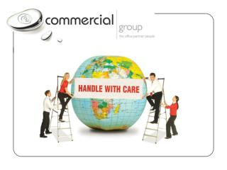 the commercial group