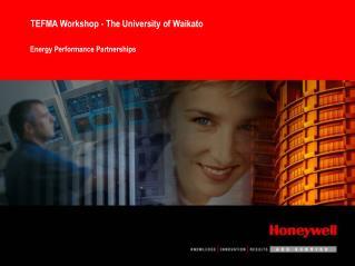 TEFMA Workshop - The University of Waikato
