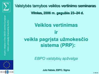 Vilnius,  2006 m. gegužės  23–24  d.