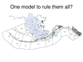 One model to rule them all?