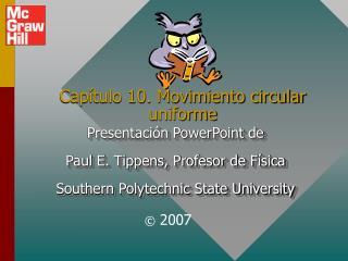Cap tulo 10. Movimiento circular uniforme