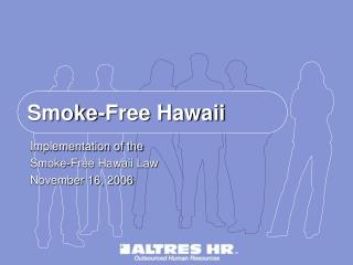 Smoke-Free Law overview