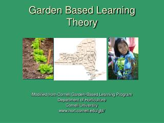 Garden Based Learning Theory