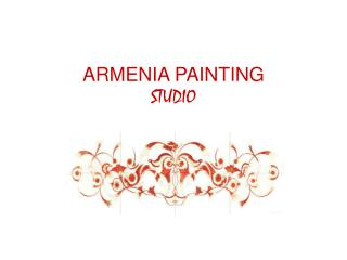 ARMENIA PAINTING  STUDIO