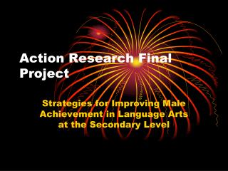 Action Research Final Project