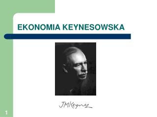 EKONOMIA KEYNESOWSKA