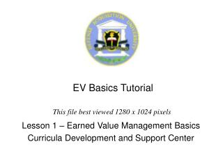 EV Basics Tutorial