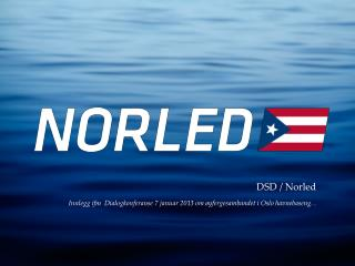 DSD / Norled