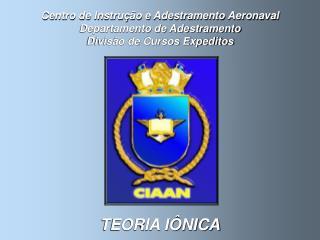 TEORIA IÔNICA