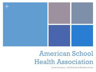 American School Health Association