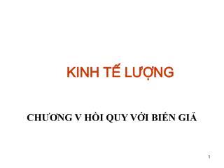 KINH T? L??NG