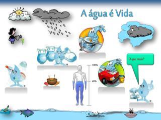 A água é Vida