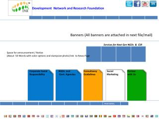 Development  Network and Research Foundation