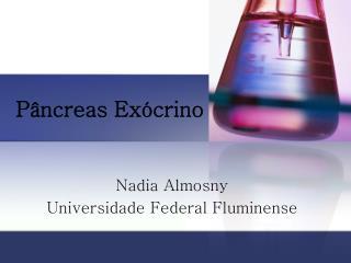 Nadia Almosny Universidade Federal Fluminense