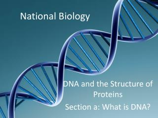 National Biology
