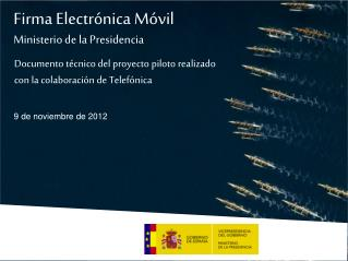 0 Telefónica Servicios Audiovisuales S.A. / Telefónica España S.A.