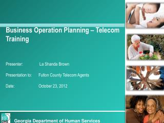 Business Operation Planning – Telecom Training