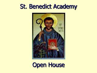 St. Benedict Academy