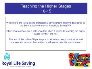 teachinghigherstages