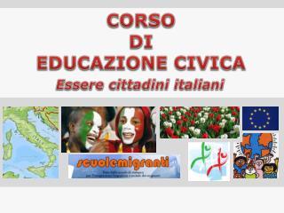 CORSO DI EDUCAZIONE CIVICA