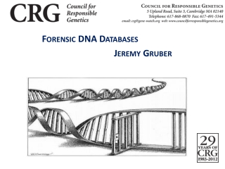 Collection and Preservation  of Evidence for DNA Analysis