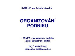 ČVUT v Praze, Fakulta stavební