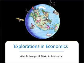 Explorations in Economics