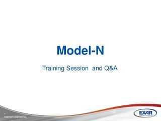 Model-N