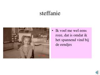steffanie