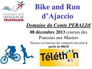 Bike and Run d'Ajaccio