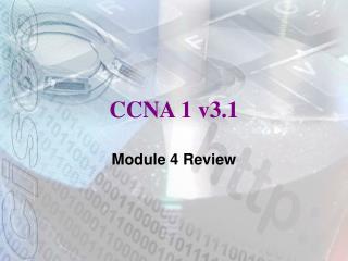 CCNA 1 v3.1