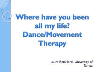 Laura Remillard- University of Tampa