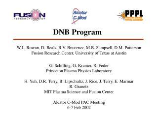 DNB Program