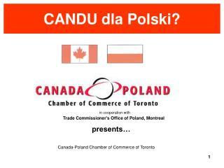 CANDU dla Polski?