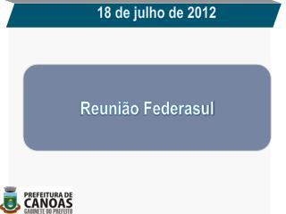 Reunião  Federasul