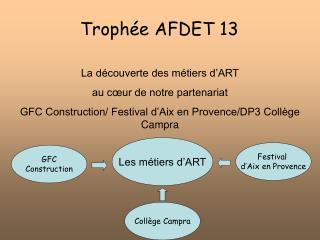Trophée AFDET 13