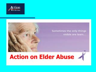 Action on Elder Abuse