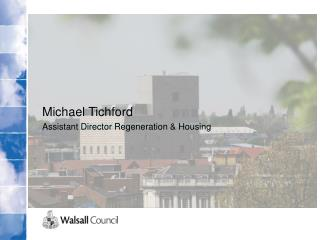 """Invest in Walsall"""
