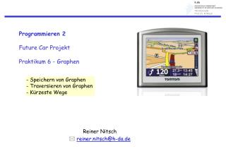 Programmieren 2 Future Car Projekt Praktikum 6 - Graphen