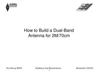 How to Build a Dual-Band Antenna for 2M