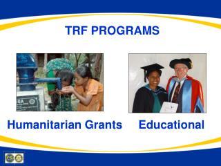 TRF PROGRAMS