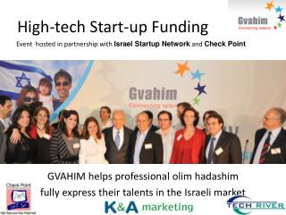 High-tech Start-up Funding