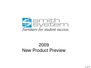 2009 New Product Preview