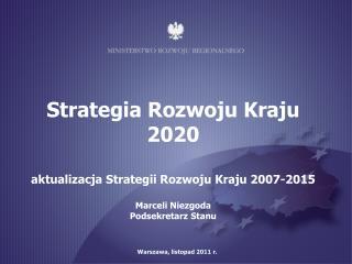 Warszawa, listopad 2011 r.