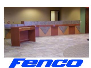 Installing FENCO Quality Modular Counters is a Quick and Efficient Process