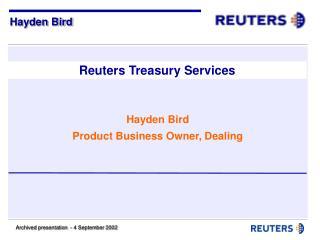 Hayden Bird