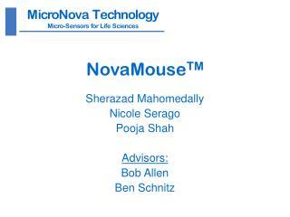 NovaMouse TM