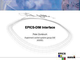 EPICS-DIM Interface