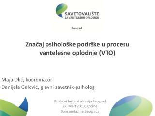 Značaj psihološke podrške u procesu vantelesne oplodnje (VTO)